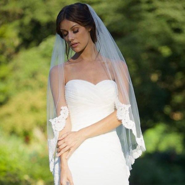 Lý do nên dùng khăn voan cô dâu trong ngày cưới