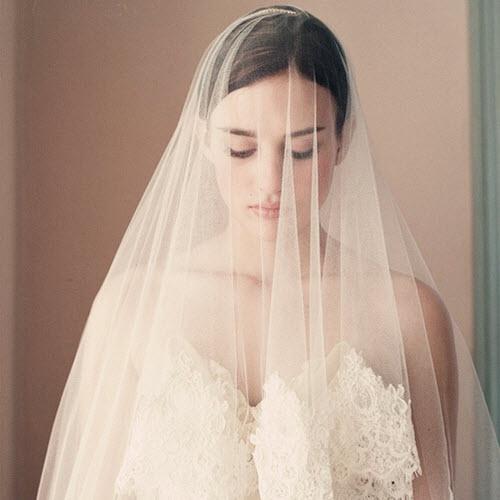 Bật mí ý nghĩa của chiếc khăn voan cô dâu trong ngày cưới