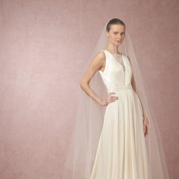Các phong cách chọn khăn voan cô dâu ấn tượng nhất