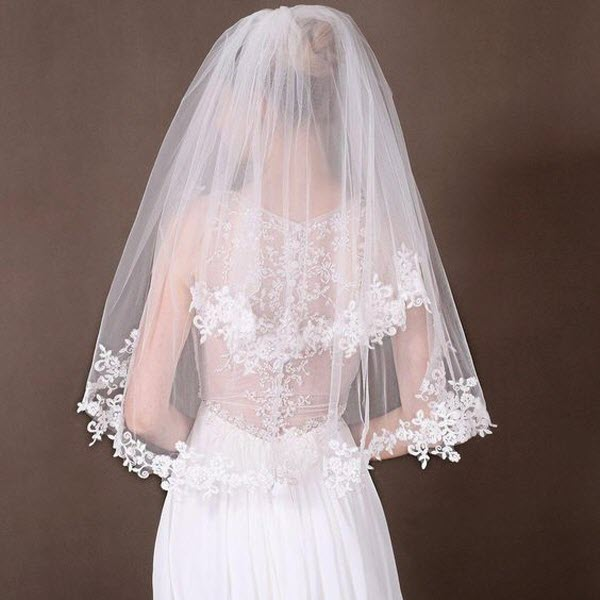 Một vài lưu ý khi chọn khăn voan cô dâu để có tổng thể hoàn hảo nhất