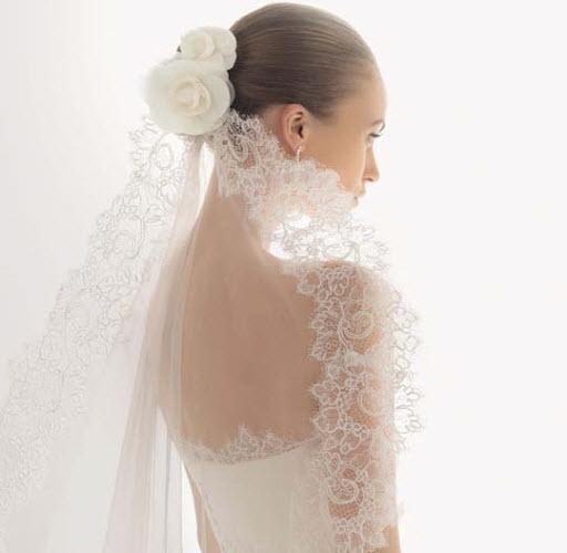 Độ dài tiêu chuẩn của khăn voan cô dâu mà các nàng nên biết