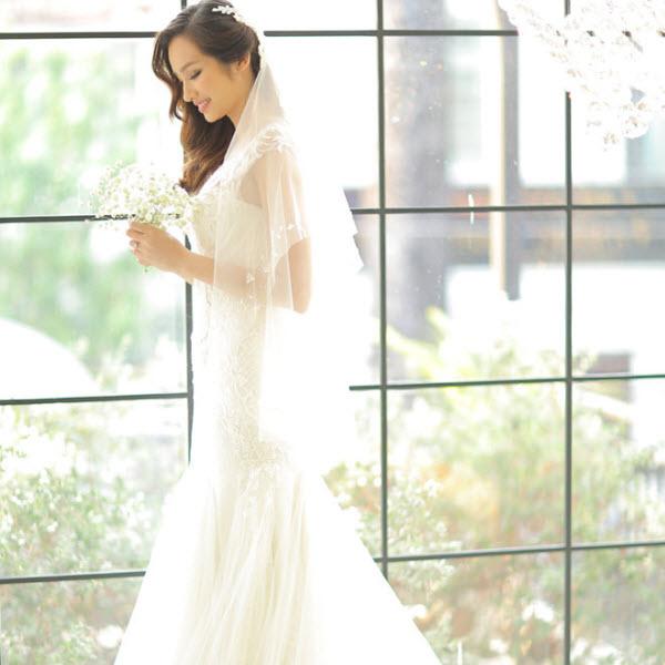 Những sai lầm khi chọn trang phục và khăn voan cô dâu