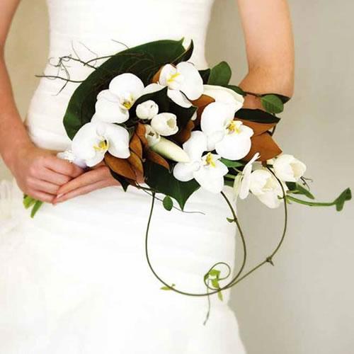 Một vài khuynh hướng chọn hoa cầm tay cô dâu
