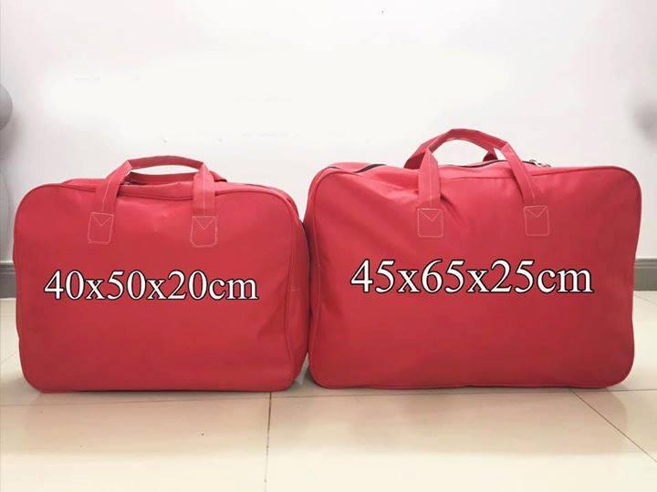 túi đựng váy kích cỡ 45x65x20